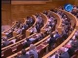 Bronca Monumental En El Senado: El PP Pide Elecciones Al Grito De ¡ Zapatero Dimisió N!
