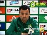Conferinta De Presa FC Zimbru - FC Dacia CUPA