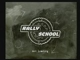 Colin McRae Rally 1, &eacute Cole De Conduite, Rally School