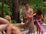 Charisma Carpenter Bikini 1