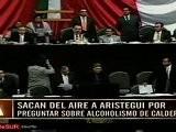 Carmen Aristegui Deja Noticiero Por Supuesta Transgresi&oacute N A