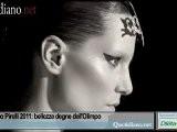 Calendario Pirelli 2011: Bellezze Degne Dell&#039 Olimpo