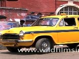 Calcutta Taxis
