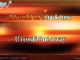 Cher - If I Could Turn Back Time Karaoke Version
