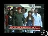 Chavez Ginnasta In Tv Dopo La Chemio: Pronto Per Elezioni 2012. Un Nuova Sfida 20 Anni Dopo Il Fallito Golpe Del