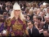 Classics With A New Twist At London Fashion Week