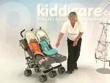 Cosatto You 2 Twin Pushchair Main - Kiddicare