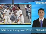 Cricket Video - India Win The Series, Kallis Passes 12,000 Runs - Cricket World TV