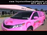 Certified PreOwned Toyota Sienna - West Palm Beach, FL
