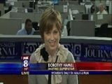 Dorothy Hamill Talks With FOX8