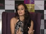 Dia Mirza Talks About Anna Hazare And Corruption