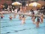 Dropping The Teacher In The Pool