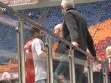 De Boer: Veel Respect Voor Co Adriaanse