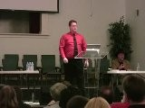 Does God Exist? Crossfire Session And 2nd Rebuttal - 3 Of 3