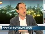 D&eacute Bat Nathalie L&eacute Vy : Andr&eacute Bercoff Et Patrice Bessac