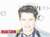 Damian McGinty The GLEE Project At Forevermark And InStyle Golden Globes 2012 Event EXCLUSIVE