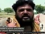 En Pakist&aacute N El Reparto De Alimentos Es Lento