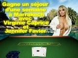 Entrevue Poker Tour Avec Virginie Caprice Et Jennifer Favier