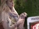 Exklusiv: Lindsay Lohan Flippt Aus