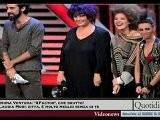 Simona Ventura: XFactor , Che Brutto! - Claudia Mori: Zitta