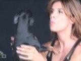 Elisabetta Canalis Bares All For PETA Photoshoot