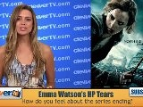 Emma Watson Talks Tears Over &#039 Harry Potter&#039