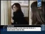 Elecciones En Argentina: Cristina Fern&aacute Ndez Con M&aacute S Del 54 Por Ciento De Los Votos, Seg&uacute N Sondeos A Boca