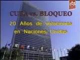 Este 25 De Octubre Será Condenado Por Vigé Sima Ocasió N El Bloqueo A Cuba En Naciones Unidas