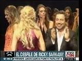 Eugenia Suarez Desfile Ricky Sarkany 1 11 11
