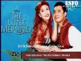 Erik Santos TV Patrol Nov 9, 2011 - The Little Mermaid With Pinoy Touch