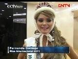 Ecuatoriana Se Corona Miss Internacional