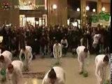 Flash Mob &#039 Ritmico&#039 Delle Campionesse Mondiali Di Ginnastica
