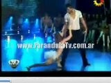 FarandulaTv.com.ar Hernan Cabana Baila El Ritmo Cha Cha Cha. Bailando 2011