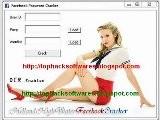 Facebook Password Cracker - Findout Any Facebook Password FREE !