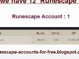 Free List Of Runescape Accounts And Passwords 2011 How To Video