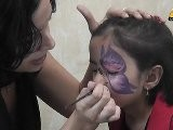 Face Painting - Easy Way To Paint A Butterfly