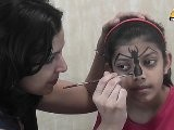 Face Painting - Learn To Paint An Ant