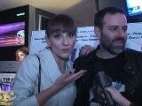 FAUSTO BRIZZI Intervista Con Intervento Di LUCIA OCONE - WWW.RBCASTING.COM