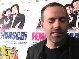 FAUSTO BRIZZI - Intervista Femmine Contro Maschi - WWW.RBCASTING.COM