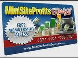 Get 16 FREE Videos On: How To Build And Profit From Your Min