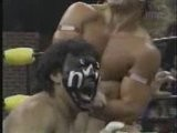 Great Muta Vs. Lenny Lane