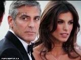 George Clooney Y Elisabetta Canalis Han Roto