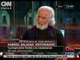 Gabriel Salazar Entrevista En CNN Chile