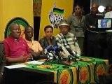 G&uuml Ney Afrika&#039 Da Malema Yanlısı G&ouml Steride Polisle Gerilim