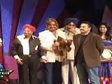 Guggi & Shakti Kapoor At Baishakhi Di Raat Event