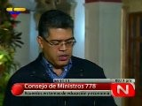 Gobierno Nacional Aprob&oacute Nuevos Recursos Para Organismos Estadales