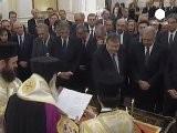 Grecia: Il Nuovo Governo Di Papademos Ha Giurato