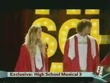 High School Musical 3 -E News ! HQ