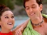 Hayla Hayla-Koi Mil Gaya 2003 -Preity Zinta&Hrithik Rochan