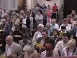 HAUTE-SAONE : LA MESSE DU 15 AOUT N&#039 A PAS EU LIEU SUR LE SITE DE LA MADONE MAIS &Agrave L&#039